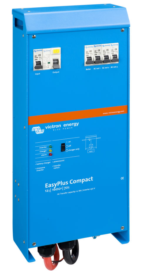 Easyplus inverter/charger
